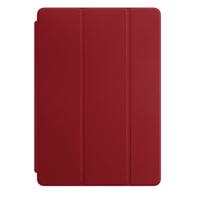Apple Leather Smart Cover for iPad Pro 10.5/ iPad Air 3/ iPad 7 - (PRODUCT)RED