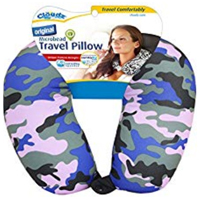 Cloudz Patterned Neck Pillow