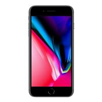 Apple iPhone 8 Plus Unlocked 4G LTE - Space Gray (Refurbished) Smartphone