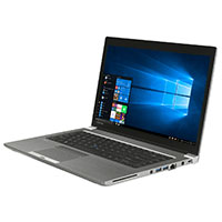 "Toshiba Tecra Z40 14"" Laptop Computer Refurbished - Gray"
