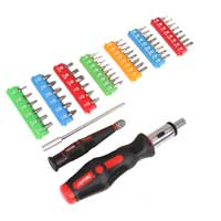 Drill/ Driver Multi-Bit Contractor Kit - 53 pcs.
