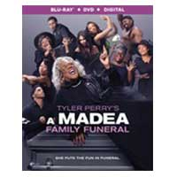 Summit A Madea Family Funeral Blu-ray/DVD