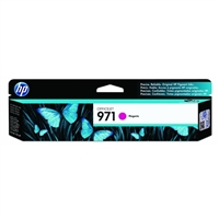 HP 971 Officejet Magenta Ink Cartridge