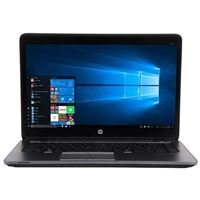 "HP EliteBook 840 G2 14"" Laptop Computer Refurbished - Black"