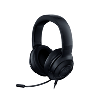 Razer Kraken X Wired Gaming Headset - Black