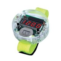 Heebies Jeebies 80s Digital Watch Soldering Kit - Complete Set