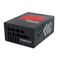 MAINGEAR IGNITION 1200 Watt 80 Plus Platinum ATX Fully Modular Power Supply