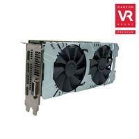 Visiontek Radeon RX 580 Overclocked Dual-Fan 8GB GDDR5 PCIe Video Card