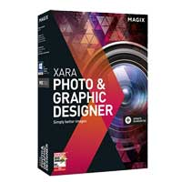 Magix Entertainment Xara Photo & Graphic Designer