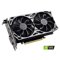 EVGA GeForce GTX 1660 SC Ultra Dual-Fan 6GB GDDR5 PCIe 3.0...