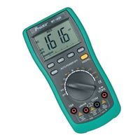 Eclipse Enterprise 3 5/6 Dual Display Digital Multimeter with USB