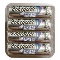 Ultralast Ultimate Lithium OEM AA Lithium Batteries - 4 pack