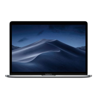 "Apple MacBook Pro with Touch Bar MV912LL/A Mid 2019 15.4"" Laptop Computer - Space Gray"