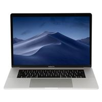 "Apple MacBook Pro with Touch Bar MV922LL/A Mid 2019 15.4"" Laptop Computer - Silver"