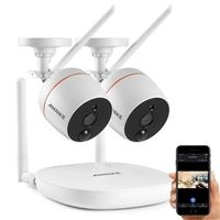 Inland HD NVR WiFi Security Kit