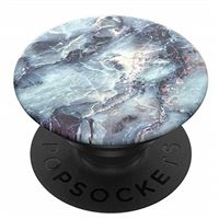 PopSockets PopGrip: Swappable Grip for Phones & Tablets - Blue Marble