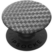 PopSockets Cell Phone Grip and Stand - Carbonite Weave