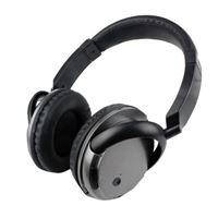 Inland Wireless Stereo Bluetooth Headphone - Black