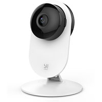 YI Technology IP Camera with Two-way Audio System