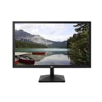 "LG 24MK400H-B 24"" Full HD 75Hz HDMI VGA FreeSync LED Monitor"