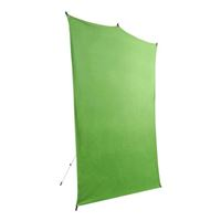 Savage Chroma Green Travel Backdrop Kit