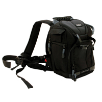 Sakar DKS-10 Photo/ SLR/ Tablet Sling Backpack - Small (Black)