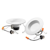 geeni Prisma Smart Wi-Fi LED Downlight - 2 Pack, RGB