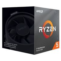 AMD Ryzen 5 3600X Matisse 3.8GHz 6-Core AM4 Boxed Processor with Wraith Spire Cooler
