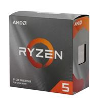 AMD Ryzen 5 3600 3.6GHz 6 Core AM4 Boxed Processor with Wraith Stealth Cooler
