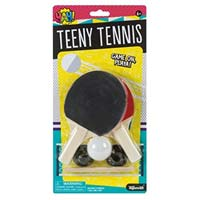 Toysmith Teeny Table Tennis
