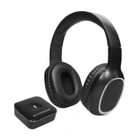 Xtreme Cables TV Wireless Headphones - Black