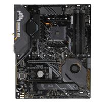 Photo - ASUS X570 TUF Gaming Plus (WIFI) AMD AM4 ATX Motherboard