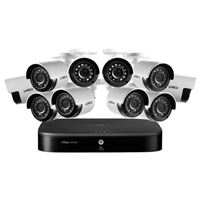 Lorex HD DVR Security Kit