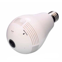 Inland Full HD 360° Light Bulb Camera