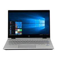 "HP Pavilion x360 Convertible 14-cd1008ca 14"" 2-in-1 Laptop Computer Refurbished - Silver"