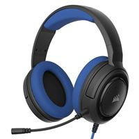 Corsair HS35 Stereo Wired Gaming Headset - Blue