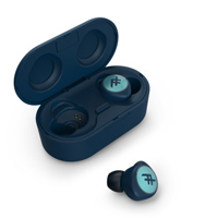Zagg iFrogz Truly Wireless Earbuds - Blue