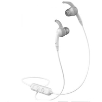 Zagg iFrogz Free Rein 2 Sport in Ear Bluetooth Earbuds - White