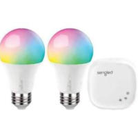 Sengled Smart LED Soft White A19 Starter Kit