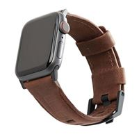 UAG Apple Watch 40/38mm Leather Strap - Brown