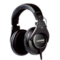 Shure SRH840 Professional Monitoring Headphones - Black