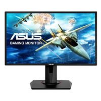 "ASUS VG248QG 24"" Full HD 144Hz HDMI DP DVI FreeSync G-Sync Compatible LED Gaming Monitor"