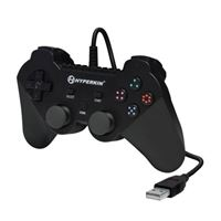 "Hyperkin ""Brave Knight"" Premium Controller for PS3/ PC/ Mac - Black"
