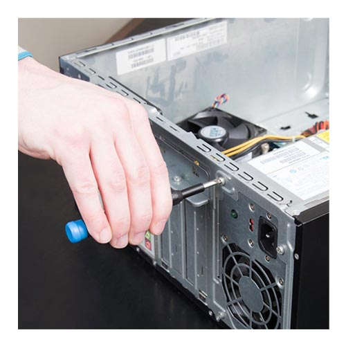 Power Supply Installation Service
