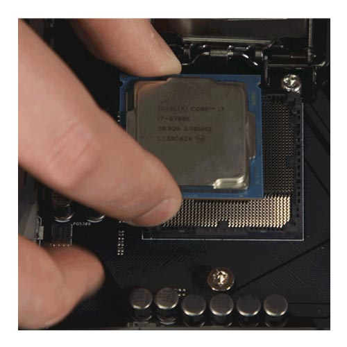 CPU Installation Service