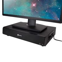 Accessory Power SonaVERSE 2.1CH Computer Speaker and Monitor Stand