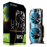 EVGA GeForce RTX 2060 SUPER XC GAMING Overclocked Dual-Fan 8GB GDDR6 PCIe 3.0 Video Card