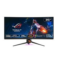 "ASUS ROG Swift PG35VQ 35"" WQHD 200Hz HDMI DP G-Sync HDR Curved LED Gaming Monitor"