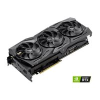 ASUS ROG Strix GeForce RTX 2070 SUPER Advanced Overclocked Triple-Fan 8GB GDDR6 PCIe 3.0 Video Card