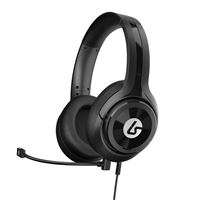 LucidSound LS10P Wired Gaming Headset - Black